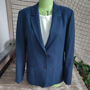 Pendelton 100% Virgin Wool Blazer